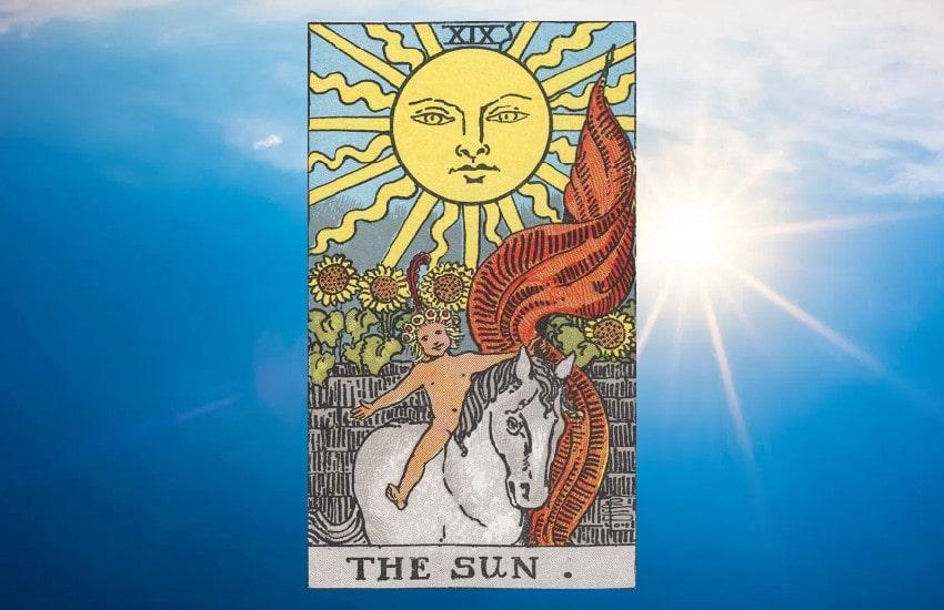El Sol y su representación en el tarot
