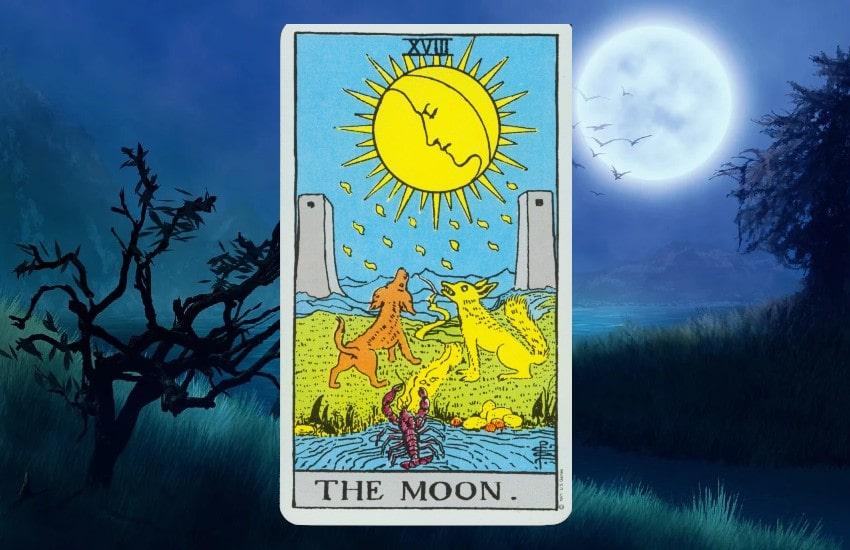 La Luna y su mensaje en el tarot