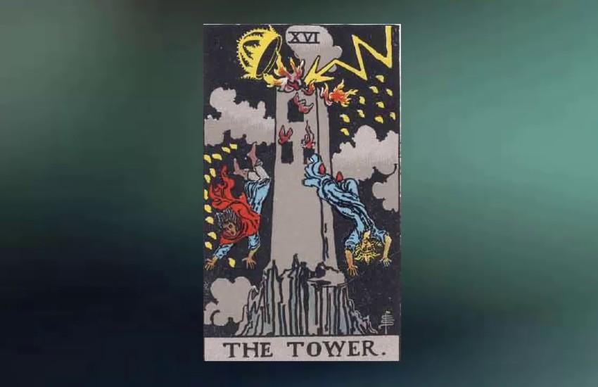 La Torre y su significado en el tarot