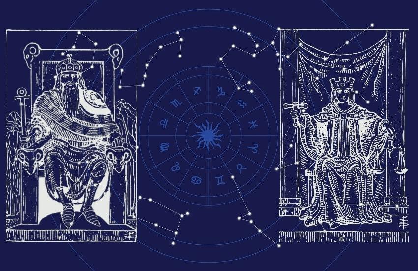 ¿Qué tienen en común el tarot y la astrología?