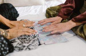 Cuidar las energías al leer el tarot