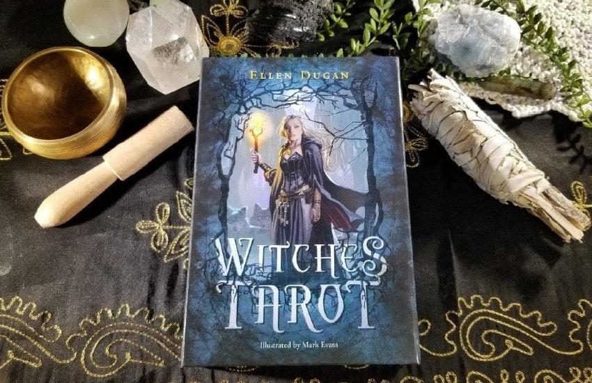 El Tarot de las Brujas: origen, estructura y significados