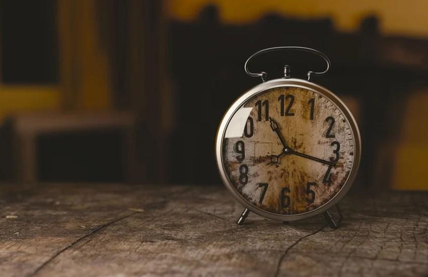 Calcular el tiempo en el tarot